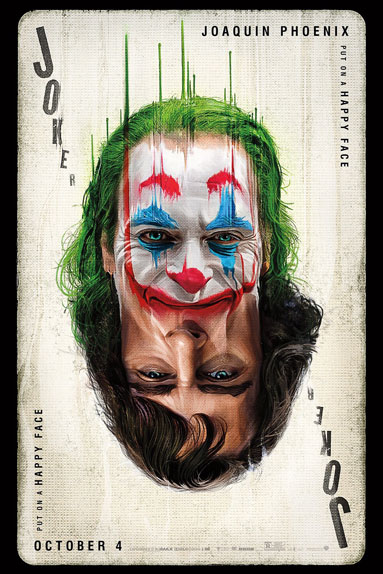 Joker avec Joaquin Phoenix, Robert De Niro, Zazie Beetz...