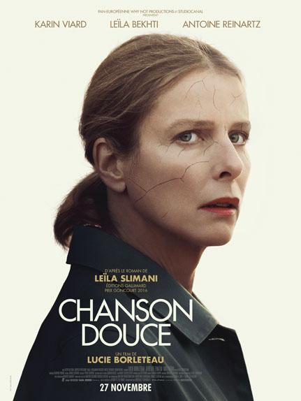 Chanson Douce avec Karin Viard, Leïla Bekhti, Antoine Reinartz...