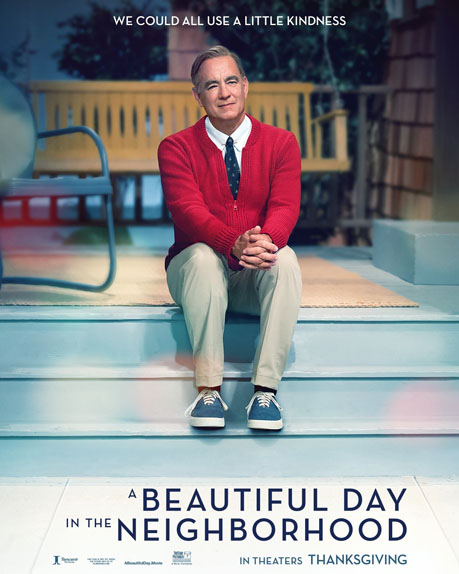 A Beautiful Day in the Neighborhood avec Tom Hanks, Matthew Rhys, Chris Cooper...