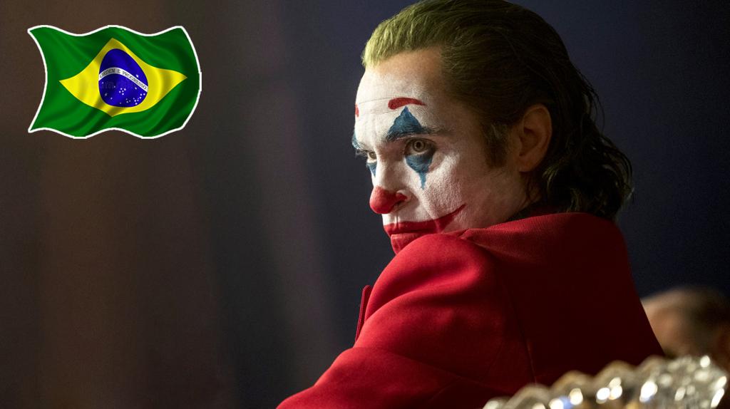 """Au Portugal comme au Brésil, """"Joker"""" est """"Coringa"""" !"""