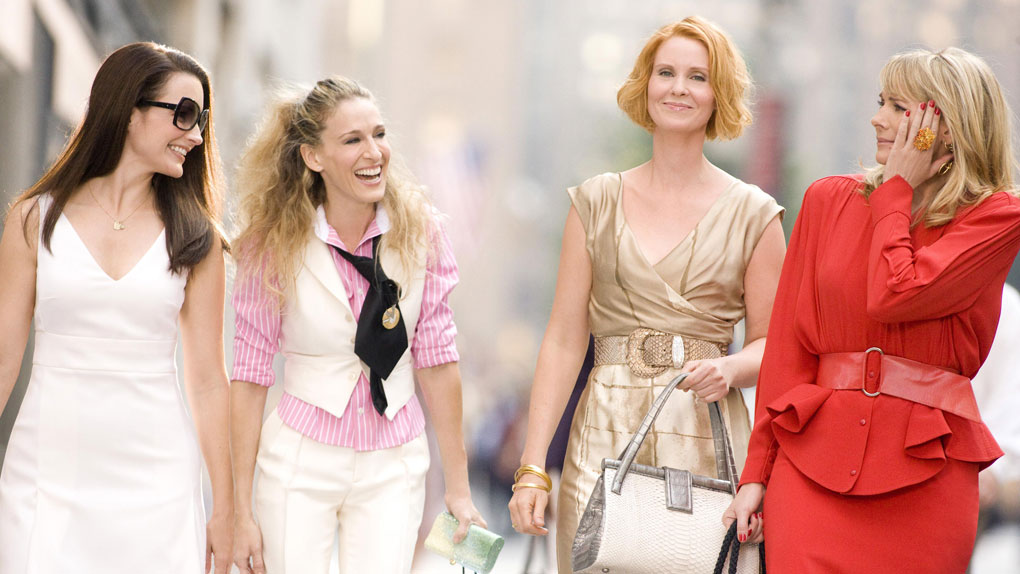 Sex and the City : le film et Sex and the City 2