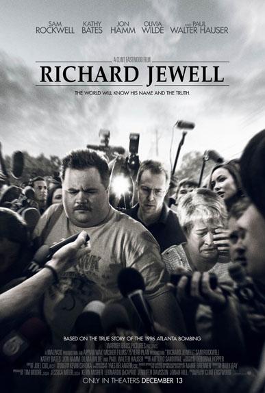 """Résultat de recherche d'images pour """"Le Cas Richard Jewell affiche"""""""
