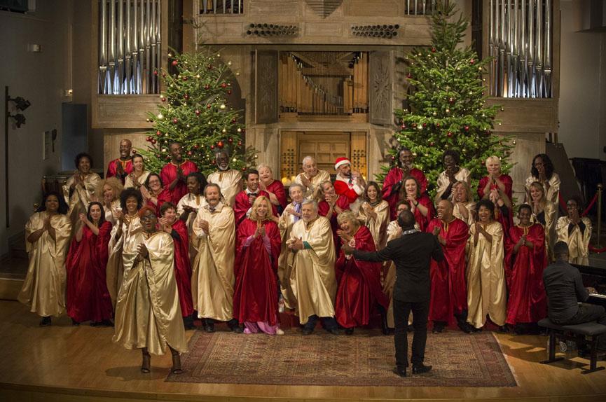 Un chœur pour Noël !