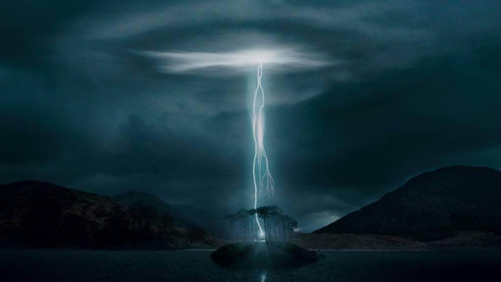 L'éclair suprême de Palpatine - Harry Potter