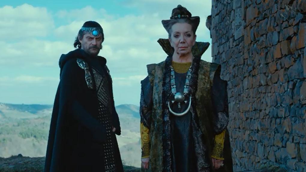 Dame Séli et Elias l'enchanteur
