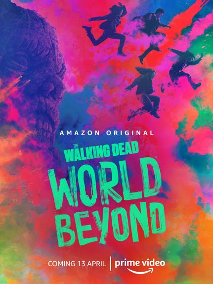 The Walking Dead : World Beyond - Affiche