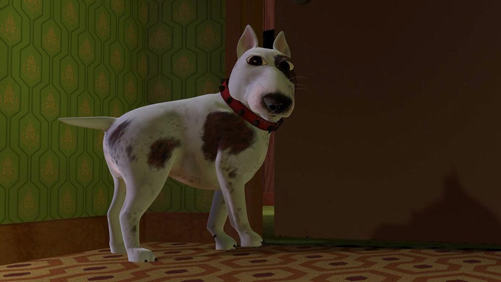 A quel film appartient ce chien ?