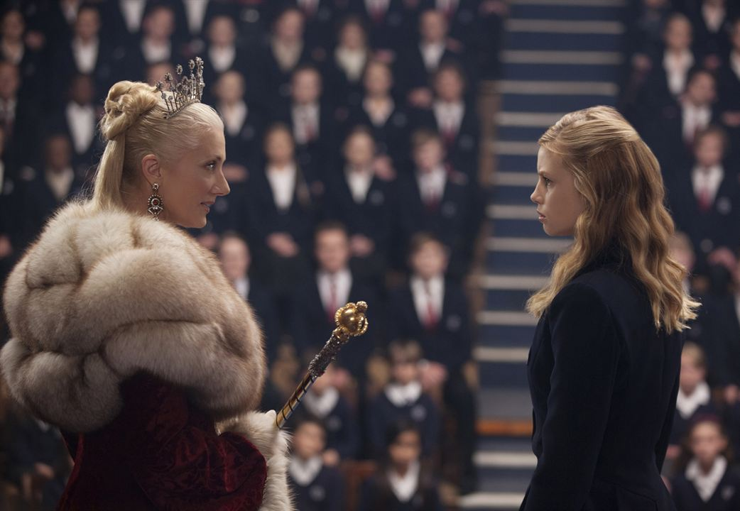 Vampire Academy : Photo Joely Richardson, Lucy Fry