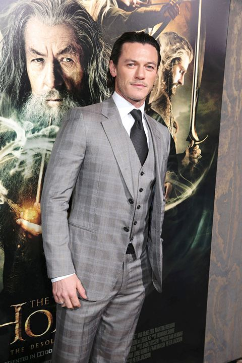 Le Hobbit : la Désolation de Smaug : Photo promotionnelle Luke Evans