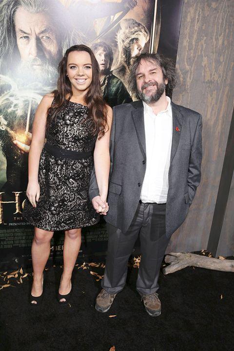 Le Hobbit : la Désolation de Smaug : Photo promotionnelle Katie Jackson, Peter Jackson