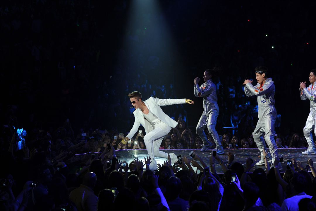 Justin Bieber's Believe : Photo