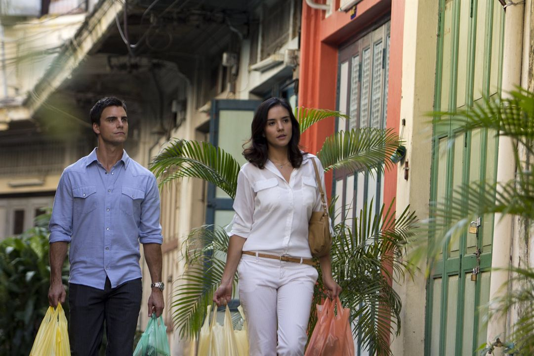 A Stranger in Paradise : Photo Catalina Sandino Moreno, Colin Egglesfield