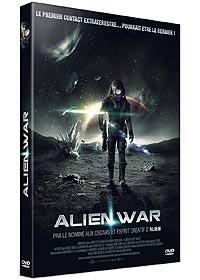 Alien War : Affiche