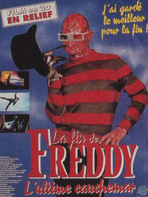 Freddy - Chapitre 6 : La fin de Freddy - L'ultime cauchemar : Affiche