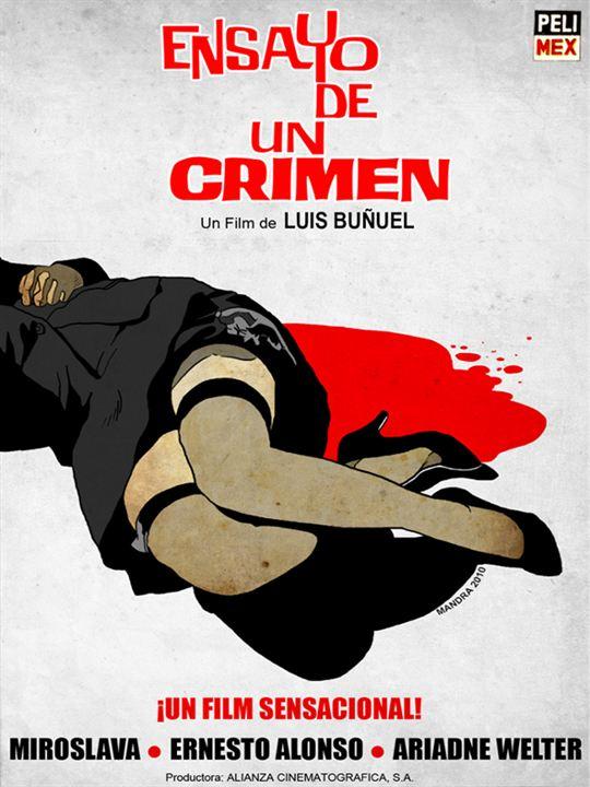 La Vie criminelle d'Archibald de La Cruz : Affiche