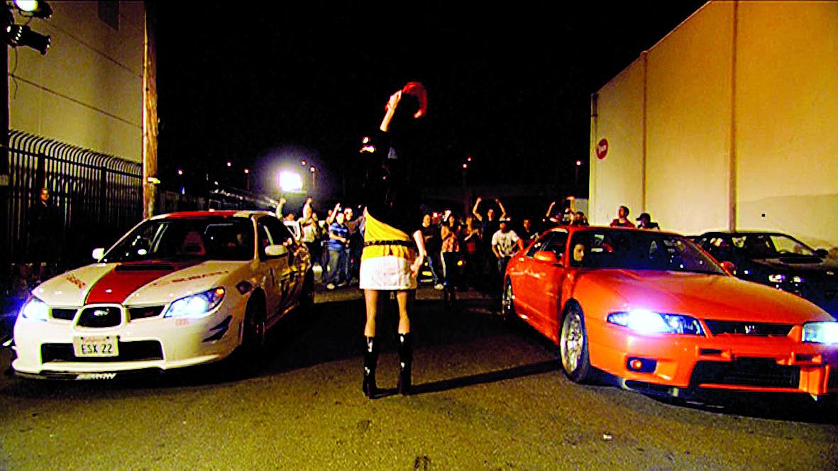 Street Racer - Poursuite infernale : Photo
