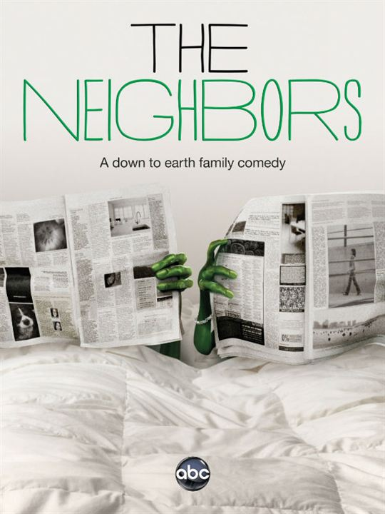 The Neighbors : Affiche