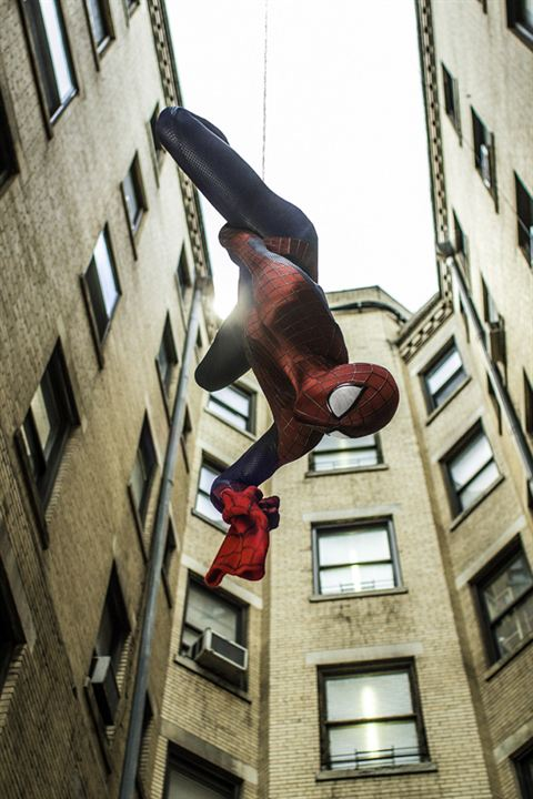 The Amazing Spider-Man : le destin d'un Héros : Photo Andrew Garfield
