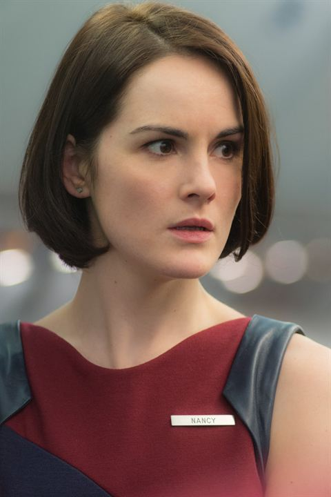 Non-Stop : Photo Michelle Dockery
