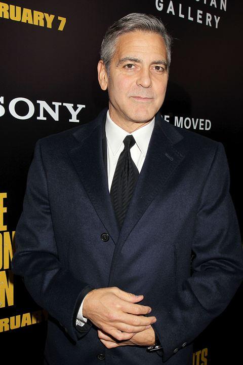 Monuments Men : Photo promotionnelle George Clooney
