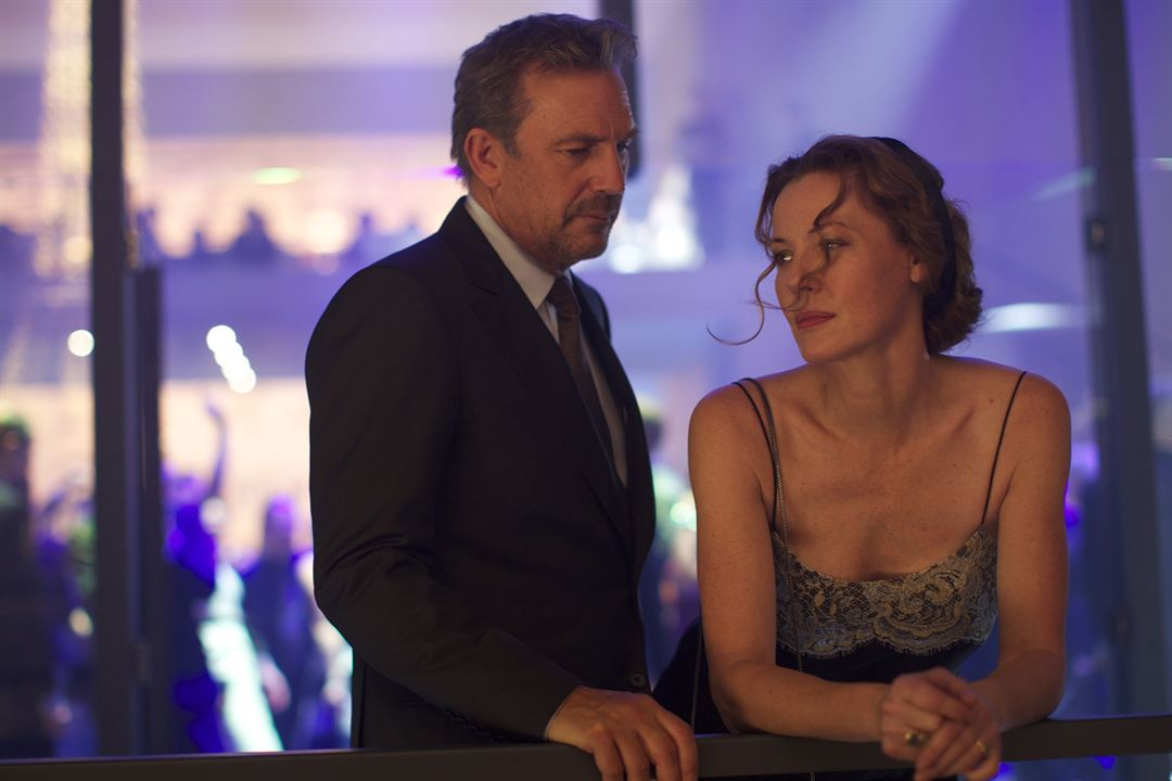 3 Days to Kill : Photo Connie Nielsen, Kevin Costner