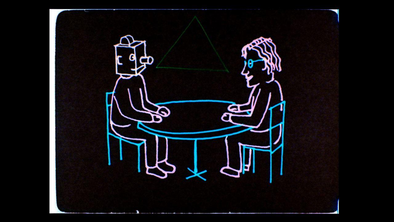 Conversation animée avec Noam Chomsky : Photo
