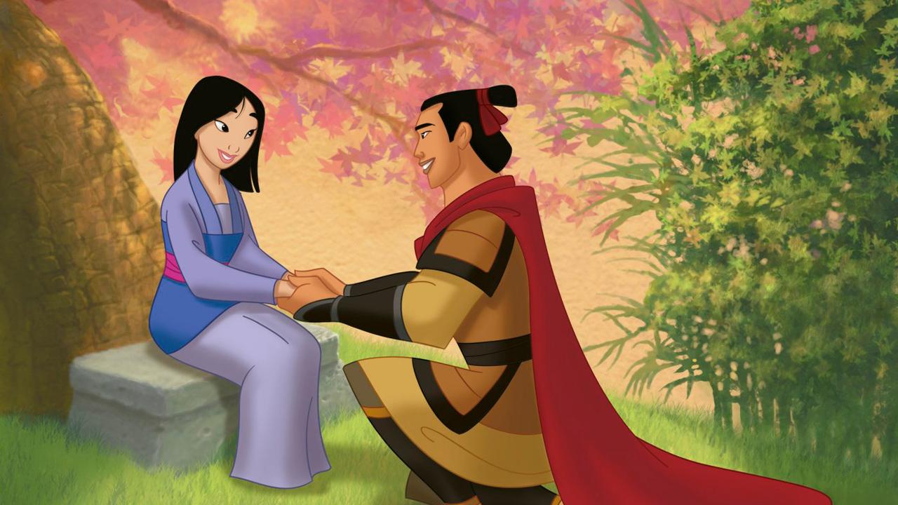 Matrimonio In Latino : Photo du film mulan la mission de l empereur