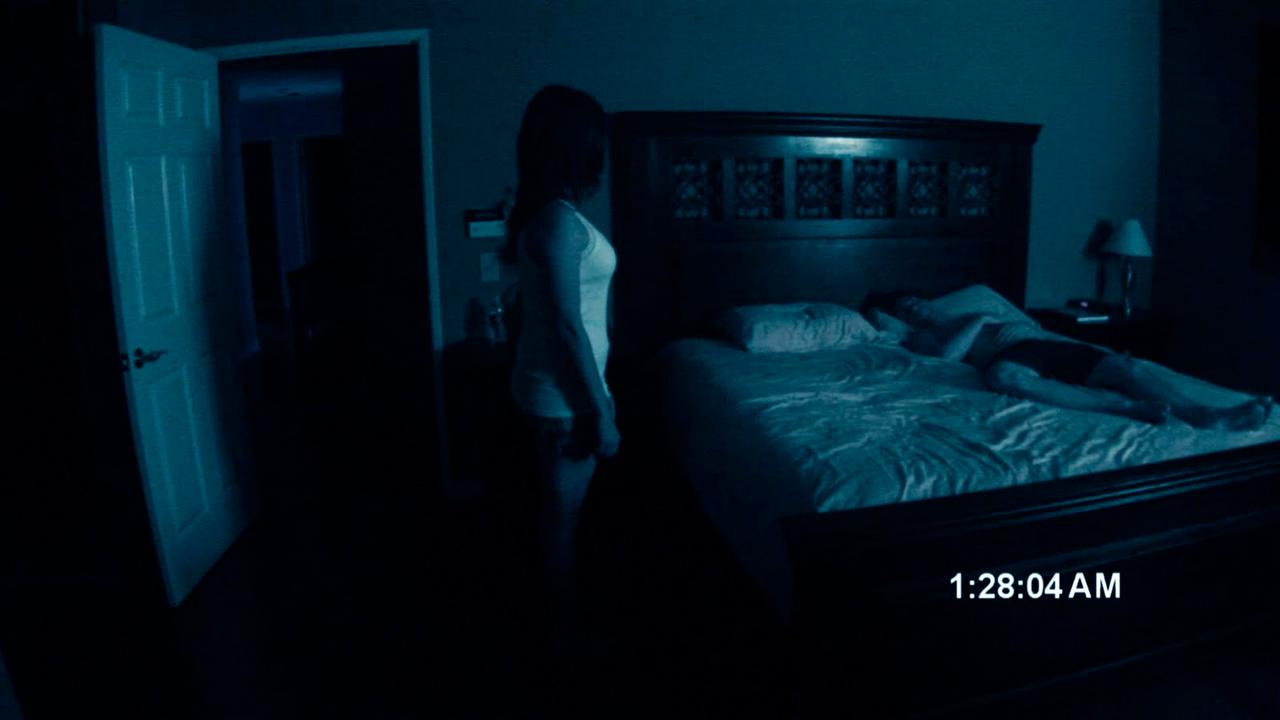 Paranormal Activity : Photo