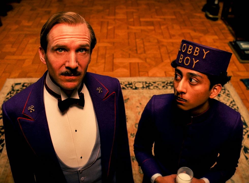 Photo Du Film The Grand Budapest Hotel Photo 1 Sur 24 Allocine