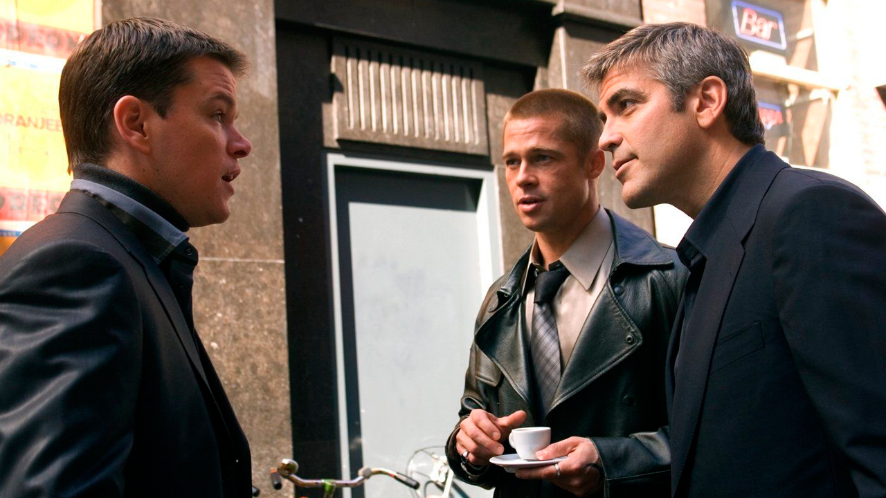 Ocean's Twelve : Photo Brad Pitt, George Clooney, Matt Damon