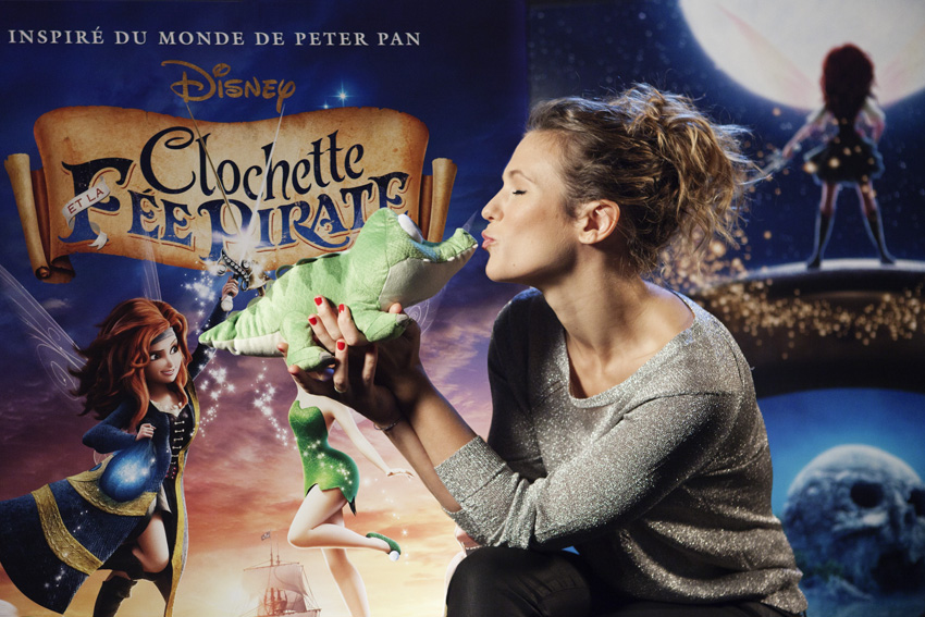 Clochette et la fée pirate : Photo promotionnelle Lorie Pester