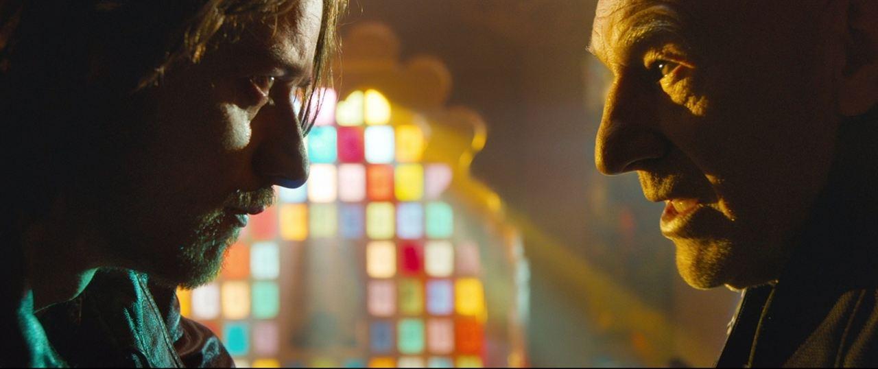 X-Men: Days of Future Past : Photo James McAvoy, Patrick Stewart
