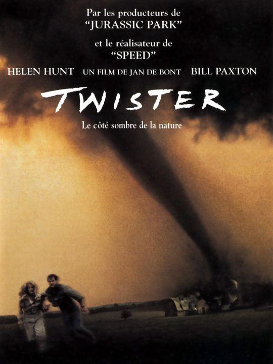 Twister : Affiche