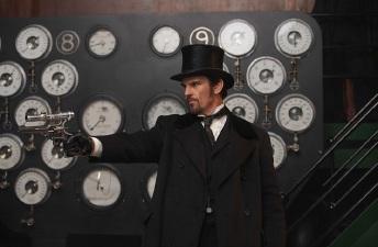 Les Aventures extraordinaires d'un apprenti détective : Photo