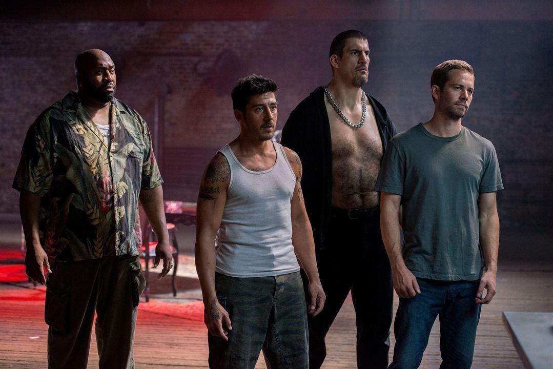 Brick Mansions : Photo David Belle, Paul Walker, Robert Maillet, RZA