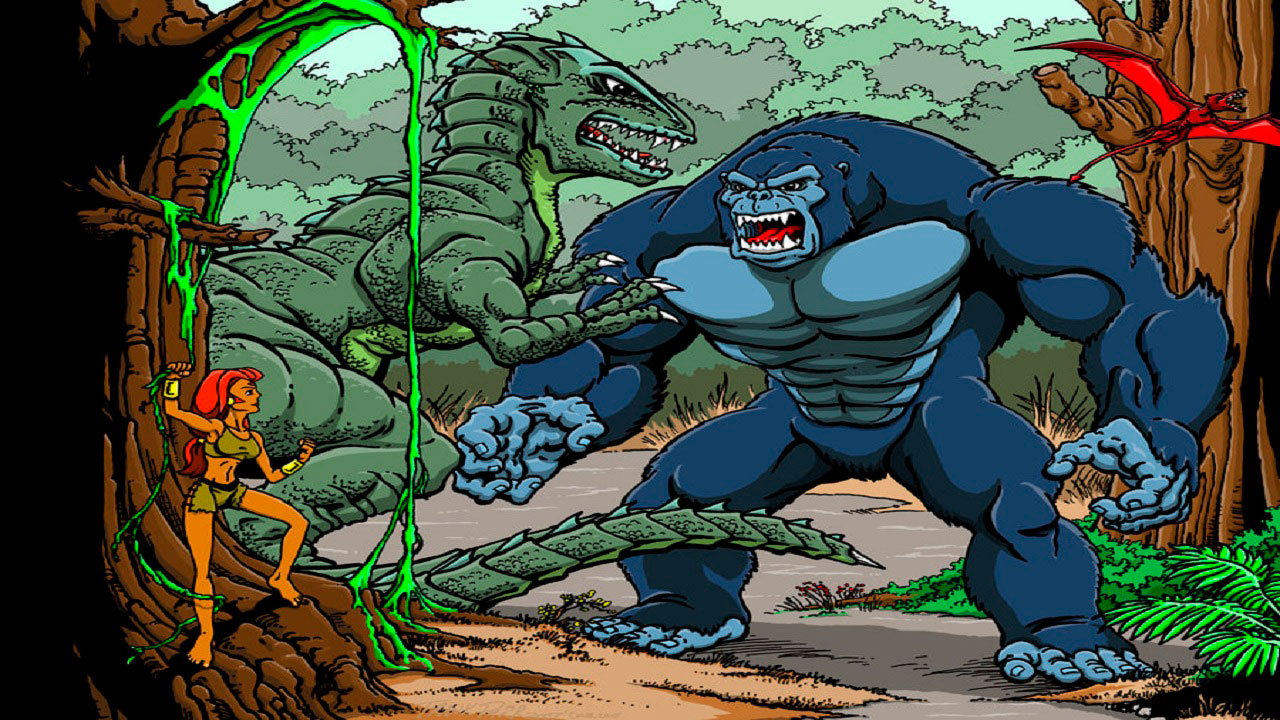 Kong: The Animated Series : Photo