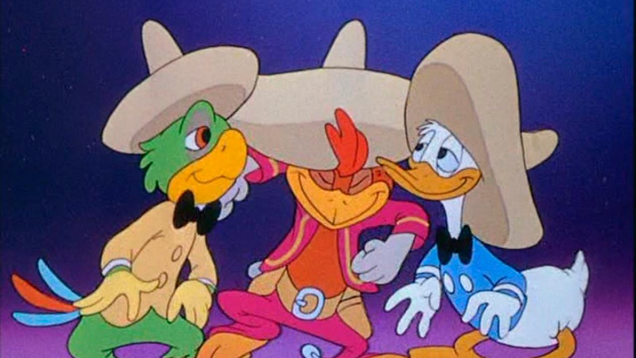 Les Trois caballeros : Photo