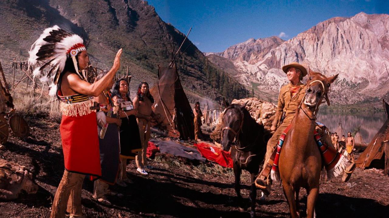 La Conquête de l'Ouest : Photo