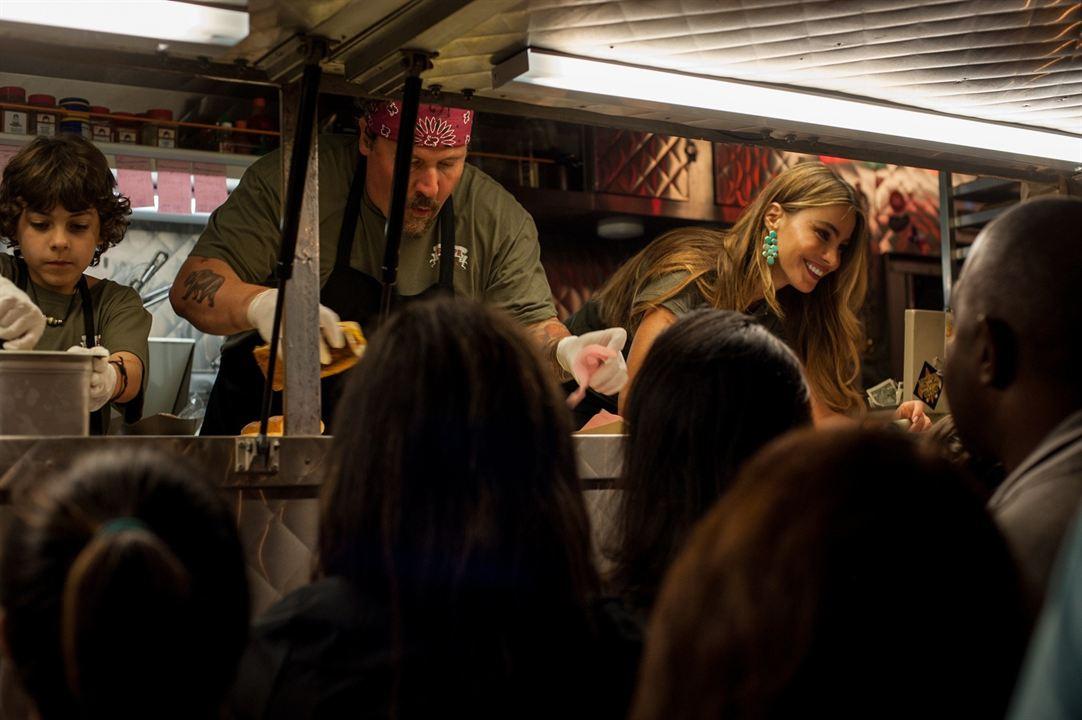 #Chef : Photo Emjay Anthony, Jon Favreau, Sofia Vergara