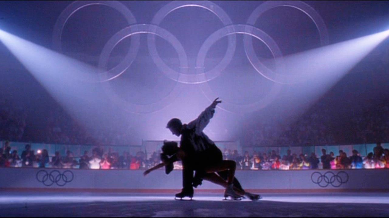 Le Feu sur la glace : Photo