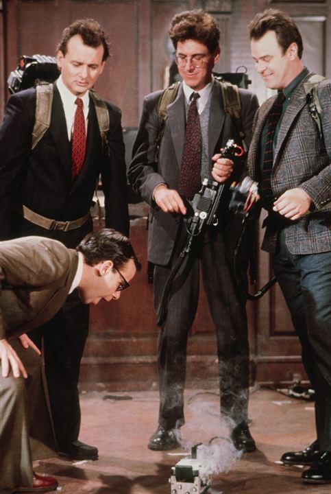 S.O.S. Fantômes : Photo Bill Murray, Dan Aykroyd, Harold Ramis, Rick Moranis