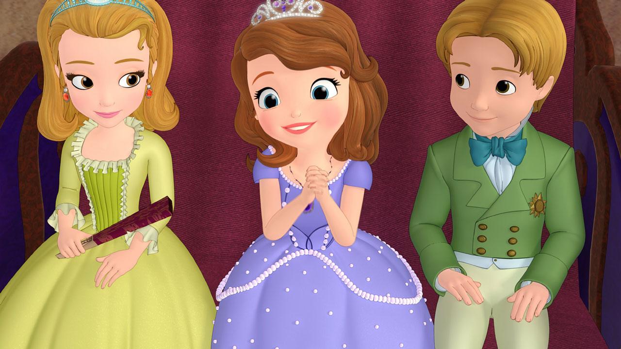 Princesse Sofia : Photo