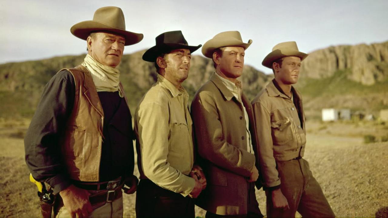 Les Quatre fils de Katie Elder : Photo