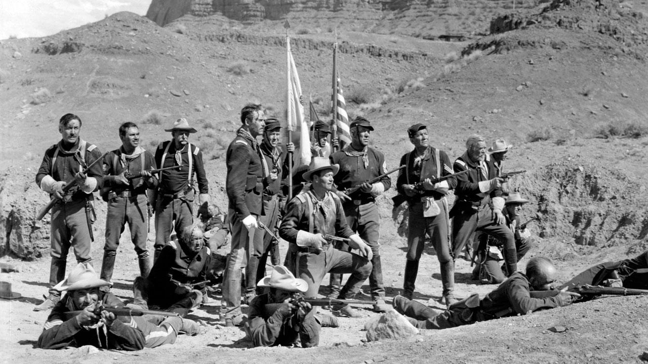 Le Massacre de Fort Apache : Photo