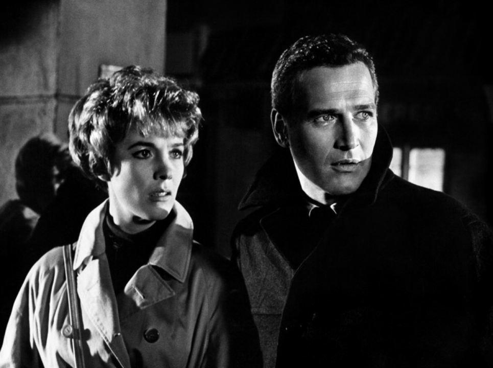 Le Rideau déchiré : Photo Julie Andrews, Paul Newman