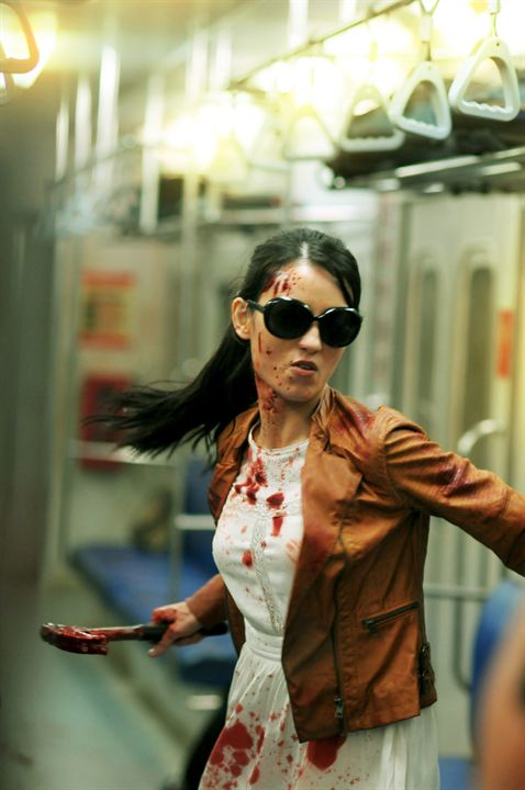 The Raid 2 : Photo Julie Estelle