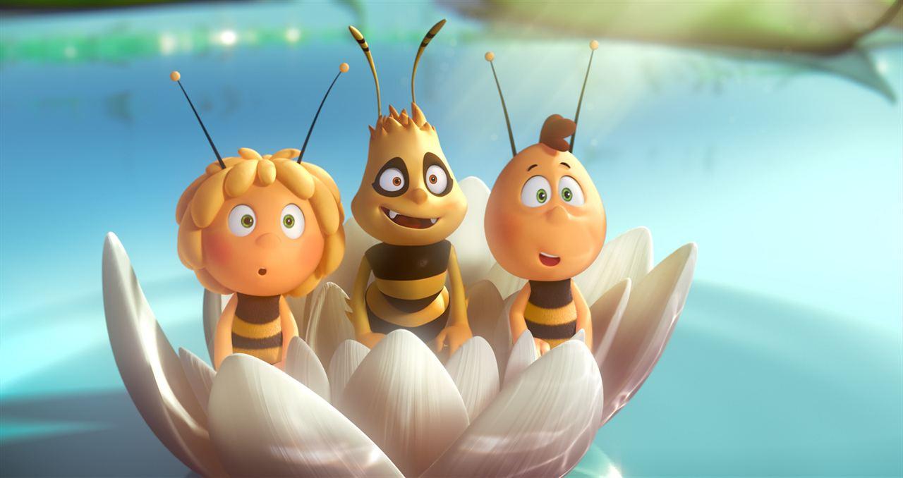 Die Biene Maja - Der Kinofilm : Photo Cosma Shiva Hagen, Jan Delay