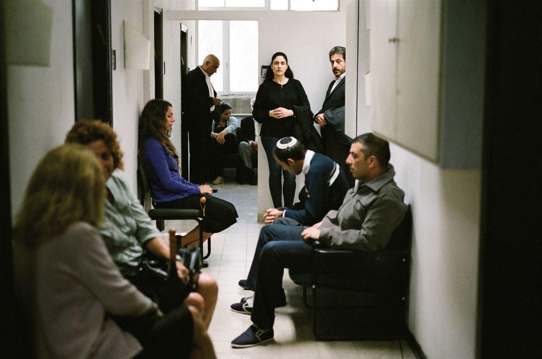 Le procès de Viviane Amsalem : Photo Menashe Noy, Ronit Elkabetz