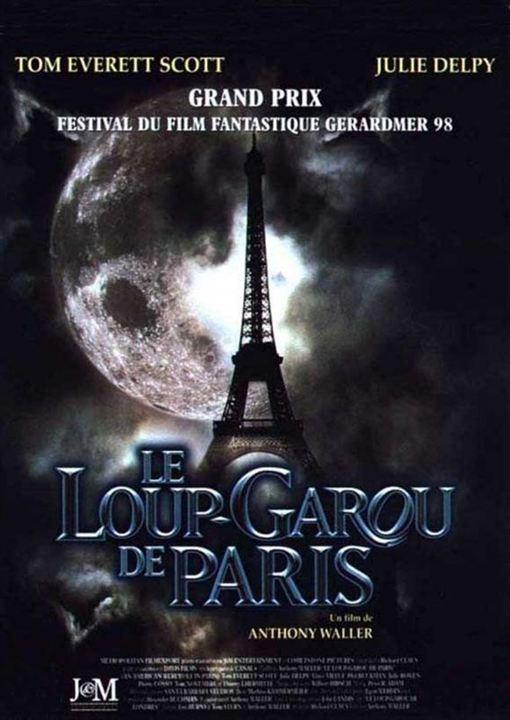 Le Loup-garou de Paris : Affiche
