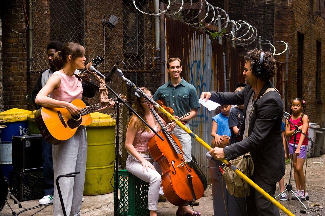 New York Melody : Photo Keira Knightley, Mark Ruffalo